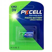 Батарейка литиевая PKCELL 3V CR2 850mAh Lithium Manganese Battery цена за блист, Q8