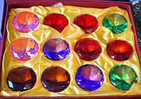 Кристаллы Фэн шуй средние, диаметр 5 см.
