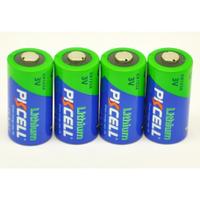 Батарейка литиевая PKCELL 3V CR123A 1500mAh Lithium Manganese Battery цена за 1 шт, Q8