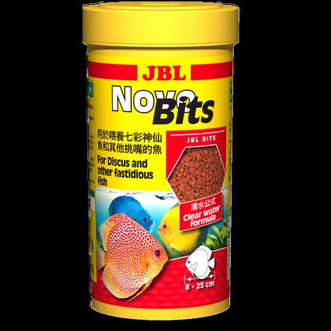 JBL NovoBits 10,5л-Корм премиум-класса для требовательных аквариумных рыб, таких как дискусы