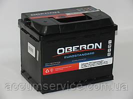 Акумулятор Oberon Euro Std 6СТ-60 А1