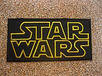 Нашивка патч Logo Star Wars