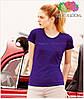 Женская футболка лёгкая 100% хлопка, фото 6