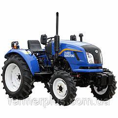 Трактор DONGFENG 244DHX  (24 л.с., 4x4, 3 цилиндра, колеса 6,5х16/11.2х24)