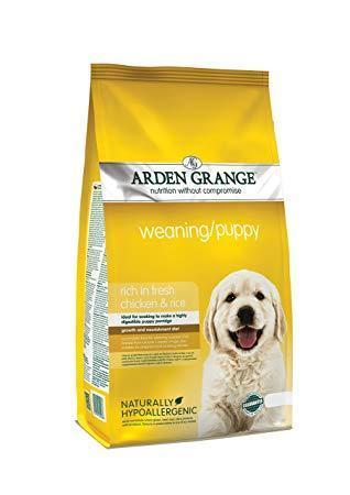 Arden Grange Weaning Puppy 6 кг - корм для щенков с 3-х недель