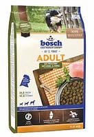 Bosch Adult Poultry & Spelt 1кг(на вес) - корм  для взрослых собак с курицей