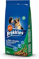 Brekkies Dog Chicken and Cereals 1кг ( на вес ) Испания