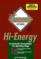 Diamond Hi-Energy 1кг (на вес) -корм для собак