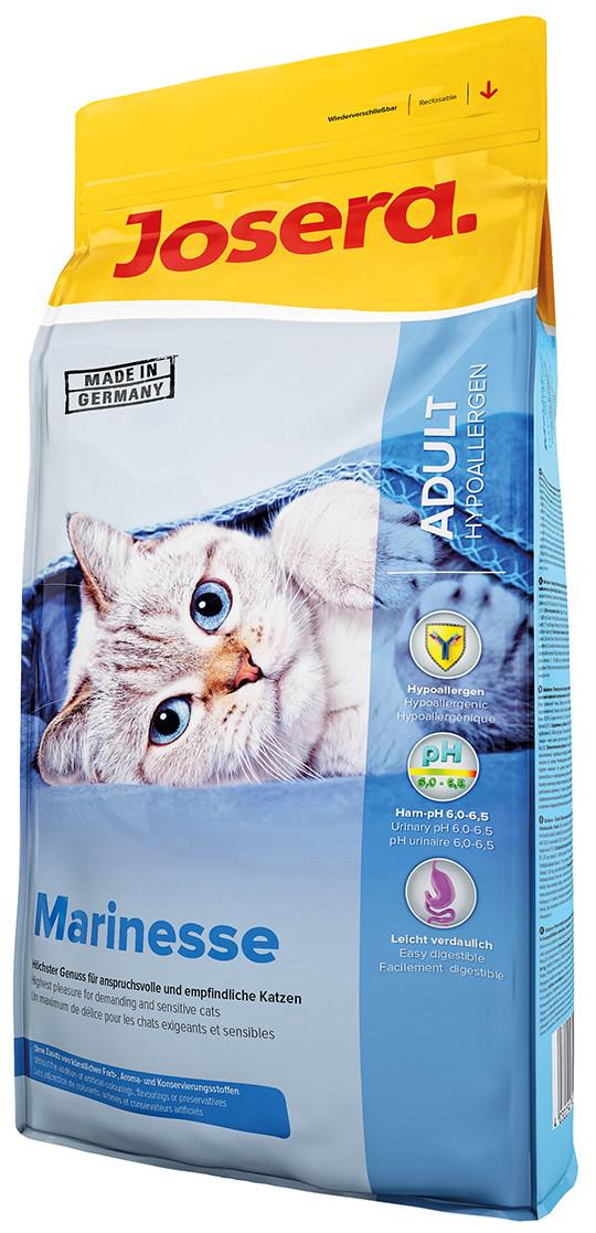 Josera Marinesse 1кг (на вес) - гипоаллергенный  корм с  лососем для кошек