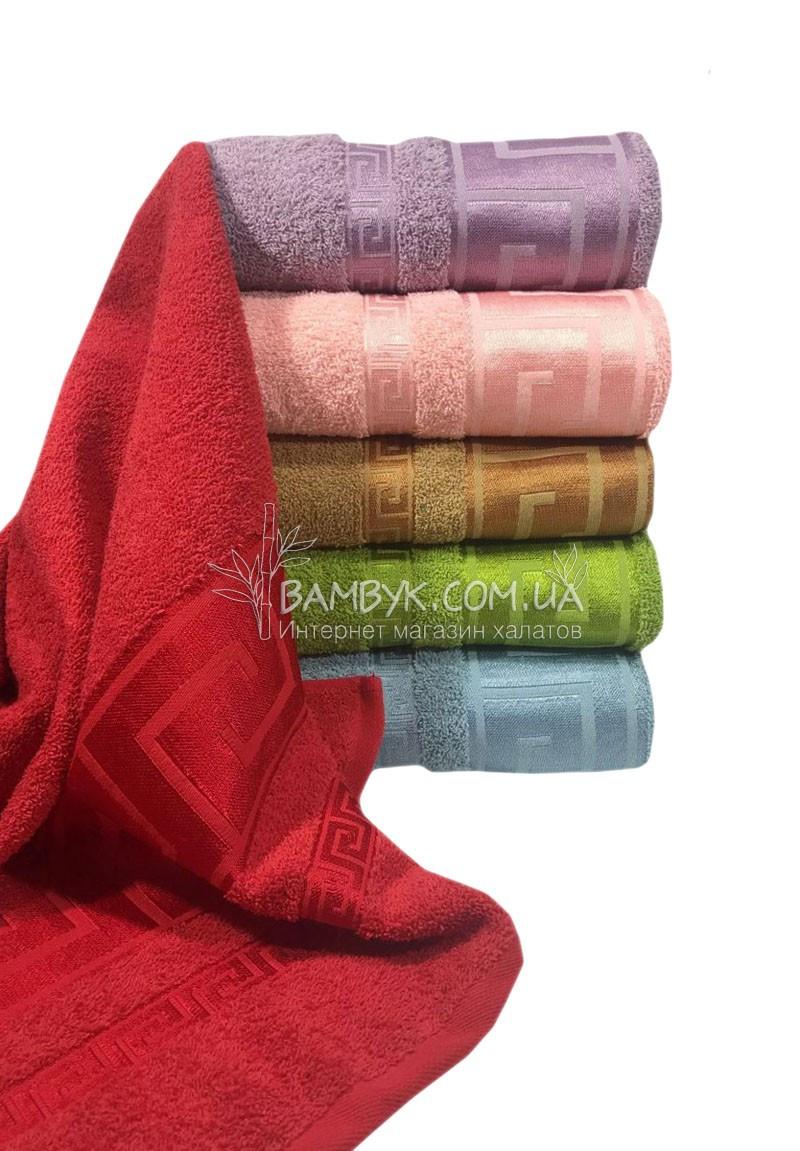 Лицевые махровые полотенца 50х90 (6-шт) Sweet Dreams