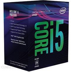 Процессор Intel Core i5-8600K BOX 3,60 ГГц, процессор LGA1151 BX80684I58600K