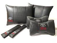 Комплект аксессуаров салона Toyota AVENSIS темно серый