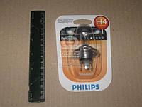 Лампа накаливания H4Premium12V 60/55W P43t-38 (пр-во Philips)
