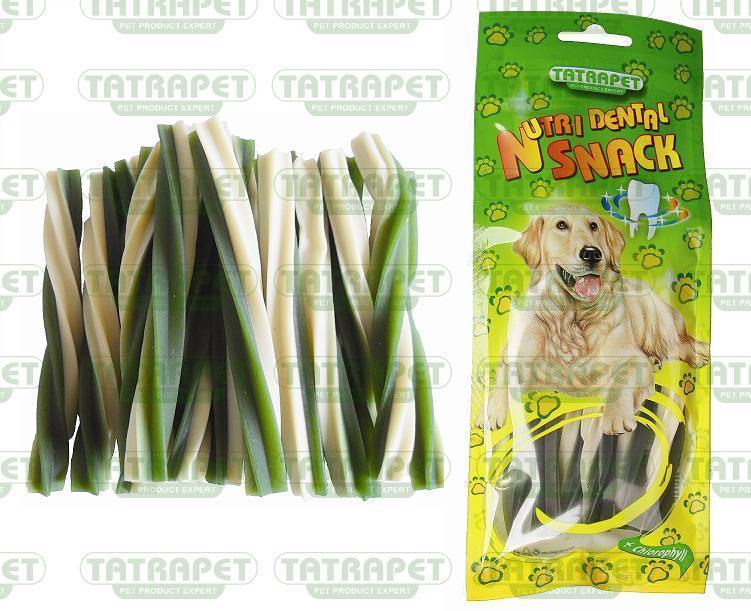 Tatrapet Pet Expert Dental Duo жевательные палочки для собак ( 7шт/50г)
