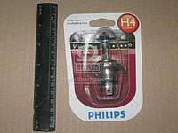 Лампа накаливания H4VisionPlus12V 60/55W P43t-38 (пр-во Philips)