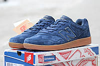 Мужские кроссовки New Balance 574 encap синие 46р, фото 1