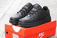 Мужские кроссовки Nike Air Force черные 44,46р, фото 1