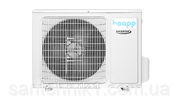 Кондиционер Hoapp Light inverter HSZ-GA28VA/ HMZ-GA28VA, фото 2