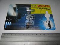 Лампа накаливания W5W 12V 5W Xenon Blue (пр-во Bosch)