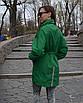 Женский весенний плащ  оверсайз  рр 42-54, фото 3