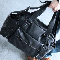 Мужская кожаная сумка mod.ZeroBack, фото 1