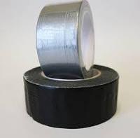 Скотч армированный черный 48мм х 50м