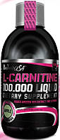 Biotech L-carnitine 100 000 Liquid, 500 ml