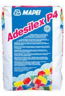 Быстросхватывающийся клей для плитки и керамогранита 25 кг ,Adesilex P4 Mapei