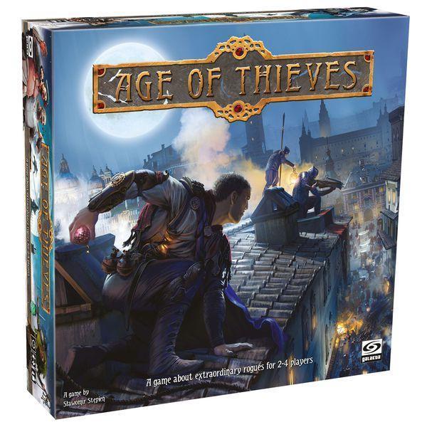 Настольная игра Age of Thieves