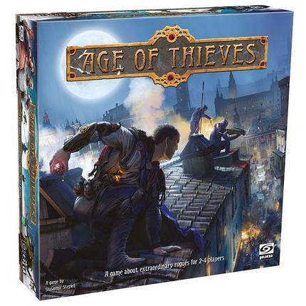 Настольная игра Age of Thieves, фото 2