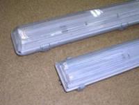 Люминесцентные влагозащищенные светильники ЛПП-04-2х58