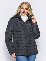Куртка демисезонная женская  56