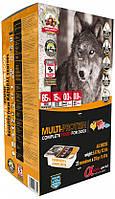 Alpha Spirit Multiprotein 1,47кг полувлажный корм для собак всех пород