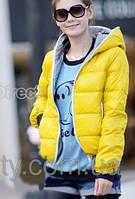Яркая желтая куртка,, фото 1