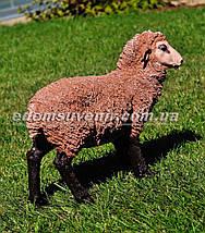 Садовая фигура Баран средний и Овца средняя, фото 3