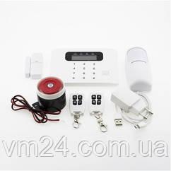 Комплект  GSM сигнализации Seven GSM-170