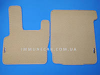 EVA коврики бежевого цвета  DAF XF 95 механика