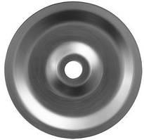 Тарілка дожимная d-50/d-6 метал S-1.0 (100 шт/уп)