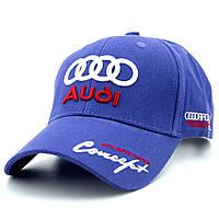 Кепка Audi А51 Синяя