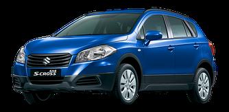 Suzuki SX4 S-Cross 2013-2016 гг.