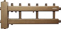 Распределительный коллектор СК 322.125 на 3 контура с гидроуравнивателем СК-26