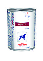 Royal Canin Hepatic консерва для собак 6шт*420г-диета при заболеваниях печени