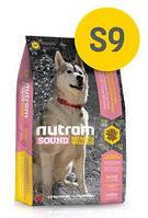 S9 Nutram Sound Adult Lamb Natural 2,72кг- корм для собак на основе ягненка