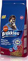 Brekkies Urinary Care Bonta & Benessere Корм сухой для кошек профилактика МКБ с курицей и злаками 20 кг