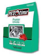 Pet Time Puppy - сухой корм для щенков 15кг