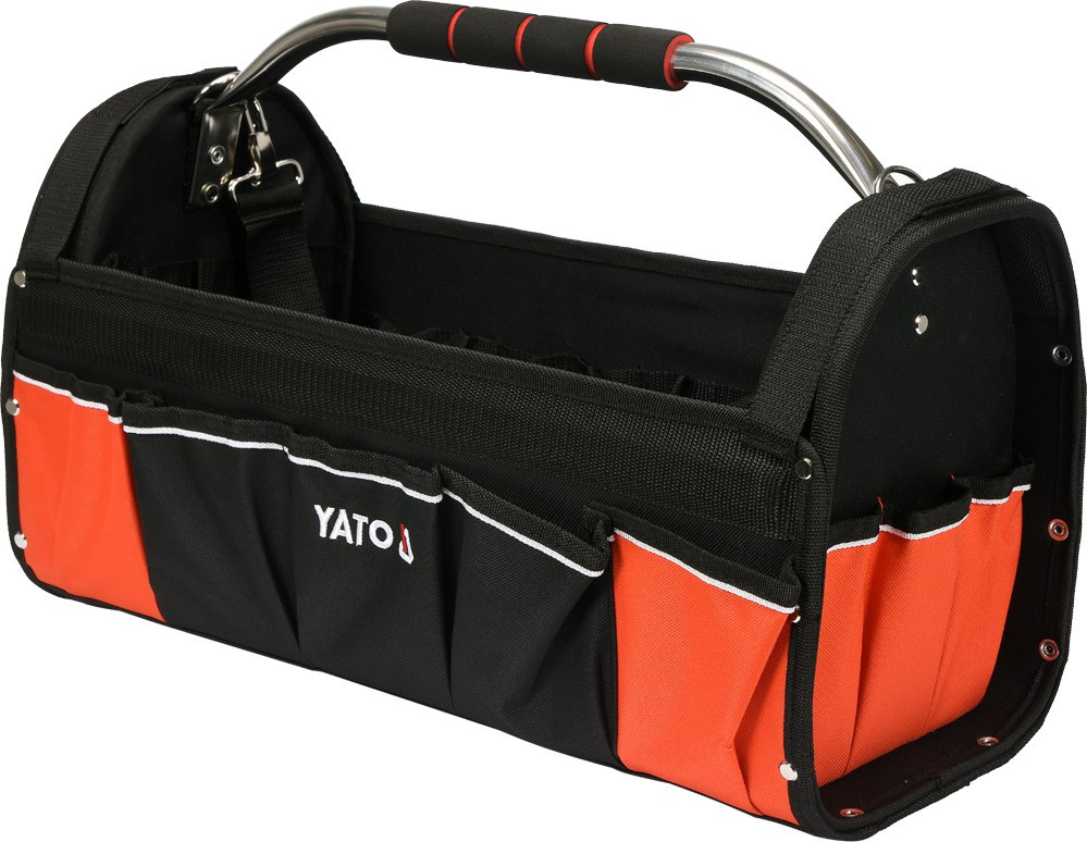 Сумка рабочая открытая для инструмента YATO YT-74373