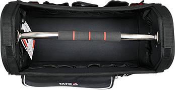 Сумка рабочая открытая для инструмента YATO YT-74373, фото 2