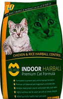 Milana Cat NewTriCare Indoor Hairball  10кг-корм для кошек
