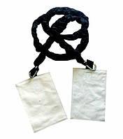 Эспандер с имитатором кимоно для захвата, 18 мм, 3 метра.