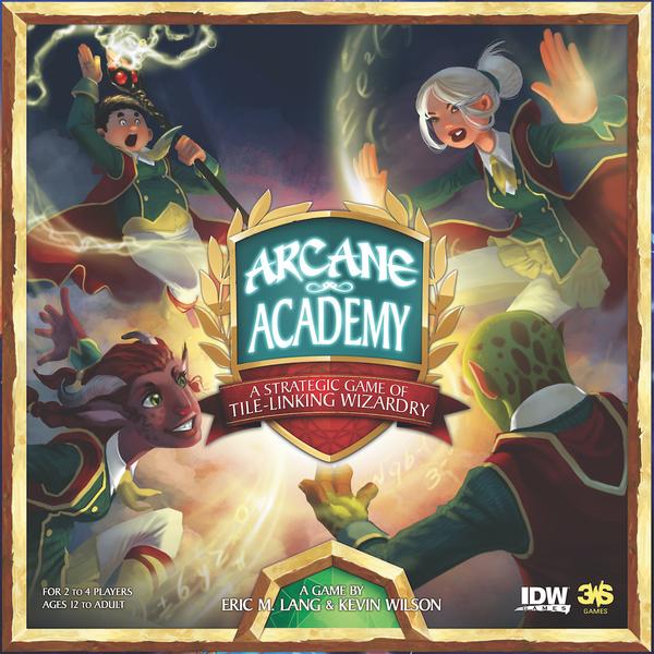 Настольная игра Arcane Academy